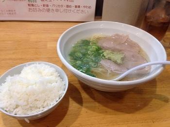 ラーメンNORI わさび塩ラーメン (3).JPG